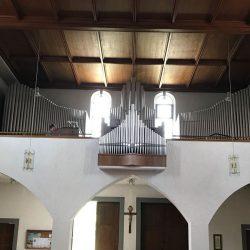 Orgel Bühlertal Liebfrauenkirche
